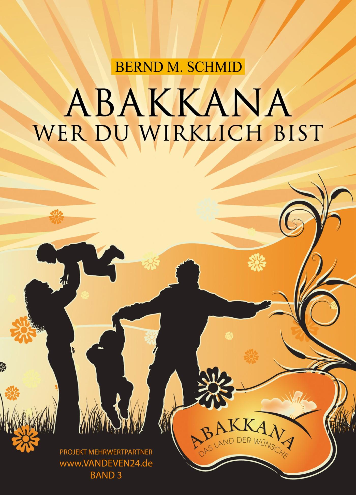 ABAKKANA - Wer du wirklich bist (03-2015)