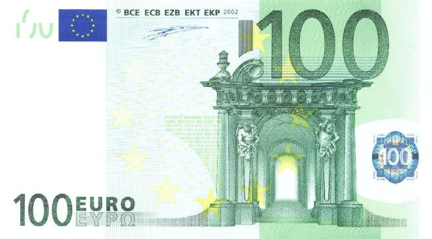 100EUR-Schein