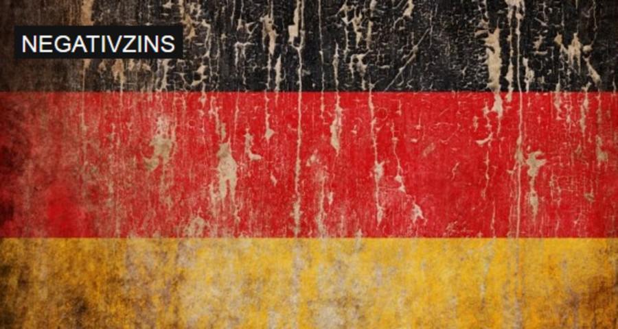 Deutschland-Negativzins