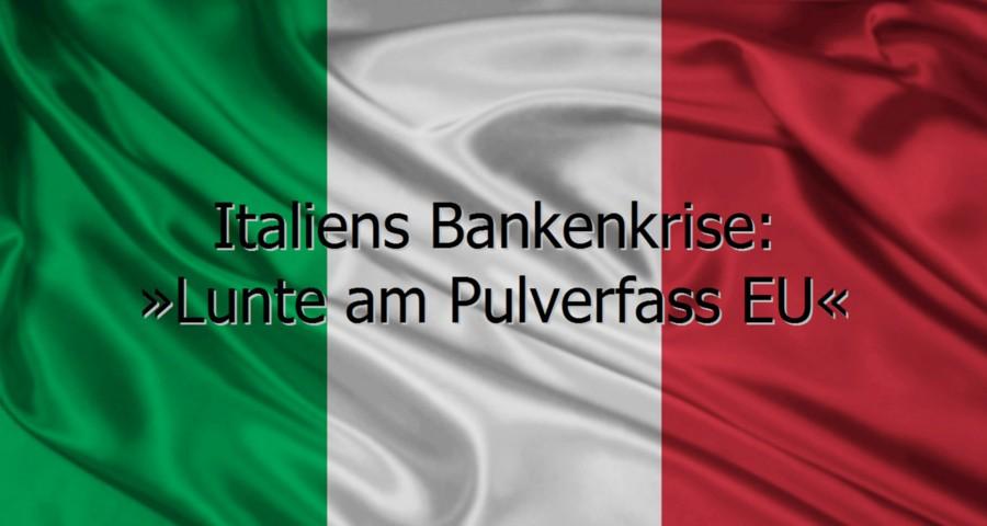 Italien-Bankenkrise