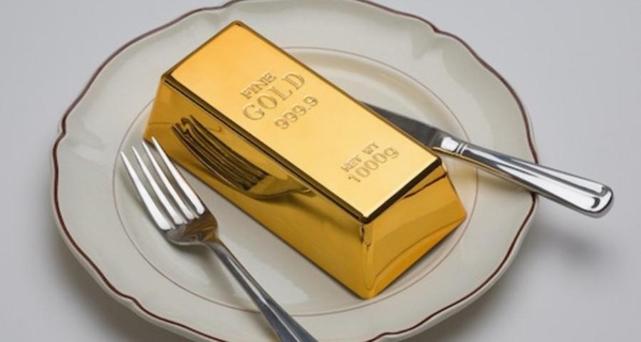 Gold-nicht-essen